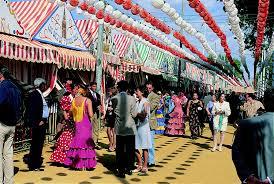 Feria de abril del 30 de abril al 6 de mayo, la primera con casetas para turistas